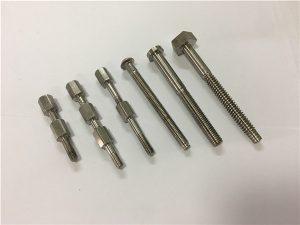Nr.41-CNC titāna mašīnas daļas skrūve un uzgrieznis