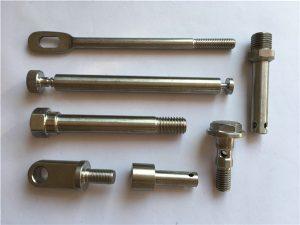 Nr.42-recision Nerūsējošie stiprinājumi CNC Virpošanas metāla stiprinājumi
