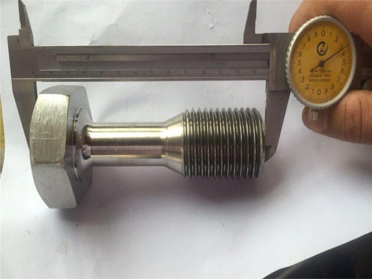 pielāgots cnc pagrieztu detaļu precīzijas apstrādes skrūvju stiprinājums