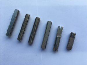 izcilas kvalitātes titāna metināšanas skrūves ar nerūsējošu nerūsējošo materiālu Ķīnā
