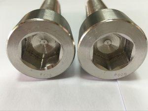 stiprinājumu ražotāji DIN 6912 titāna sešstūra ligzdas galvas skrūve